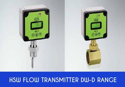 HSW-Flow-transmitter-DW-D-range - Flocare